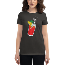 Bloody Mary Scary Women's short sleeve t-shirt