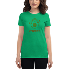 Avocardio Women's short sleeve t-shirt