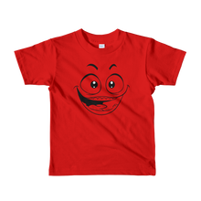 Happy Face Short sleeve kids t-shirt