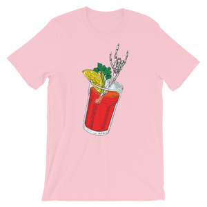 Bloody Mary Scary Short-Sleeve Unisex T-Shirt