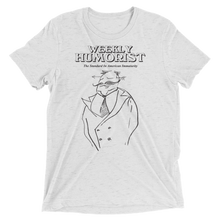 Weekly Humorist Mascot Short sleeve t-shirt