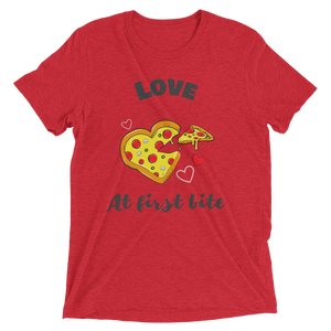 Pizza Love Short sleeve t-shirt