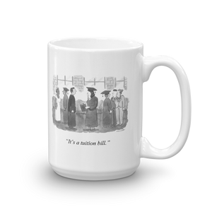 Happy Graduation Cartoon Mug