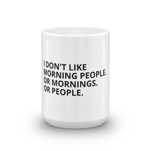 Morning People Mug