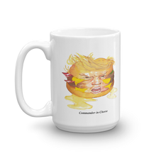 Commander-in-Cheese Trumpburger Mug
