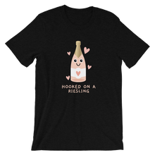 Hooked On A Riesling Short-Sleeve Unisex T-Shirt