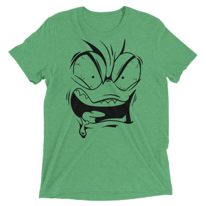 Angry Face Short sleeve t-shirt
