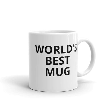 World's Best Mug Mug