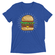 BURGER! Short sleeve t-shirt