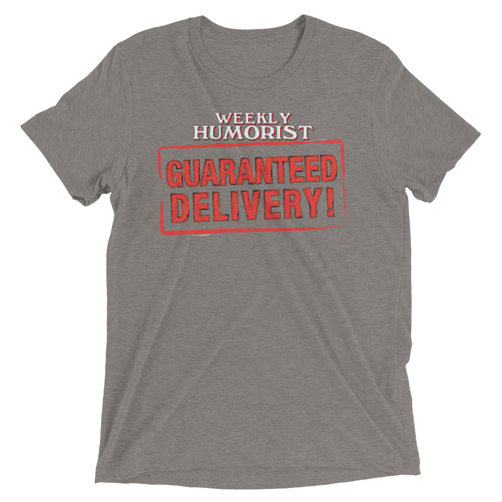 Guaranteed Delivery! Short sleeve t-shirt