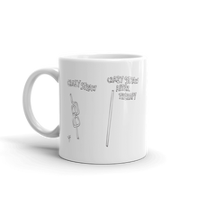Crazy Straw After Therapy Mug
