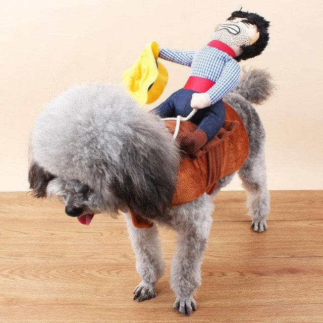 Yee Doggy Dog Costume