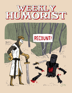 Weekly Humorist Magazine: Issue 123 (PDF)