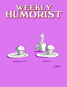 Weekly Humorist Magazine: Issue 128