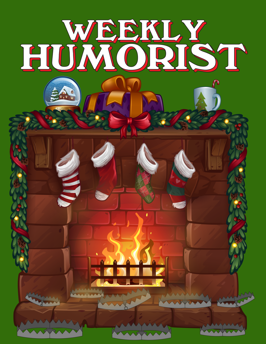 Weekly Humorist Magazine: Issue 129