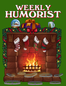 Weekly Humorist Magazine: Issue 129 PDF