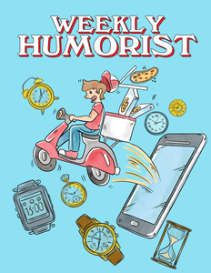 Weekly Humorist Magazine: Issue 132 PDF