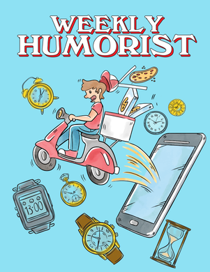 Weekly Humorist Magazine: Issue 132