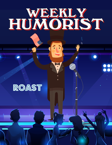 Weekly Humorist Magazine: Issue 136