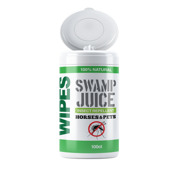 SwampJuice Wipes for Horses & Pets
