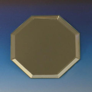 "Mirror-  2 1/2"" Octagon"