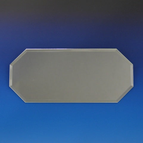 "Mirror-3 3/4"" X 8 1/2"" Rectagon"