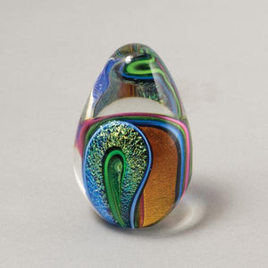 Dichroic Infinity Egg