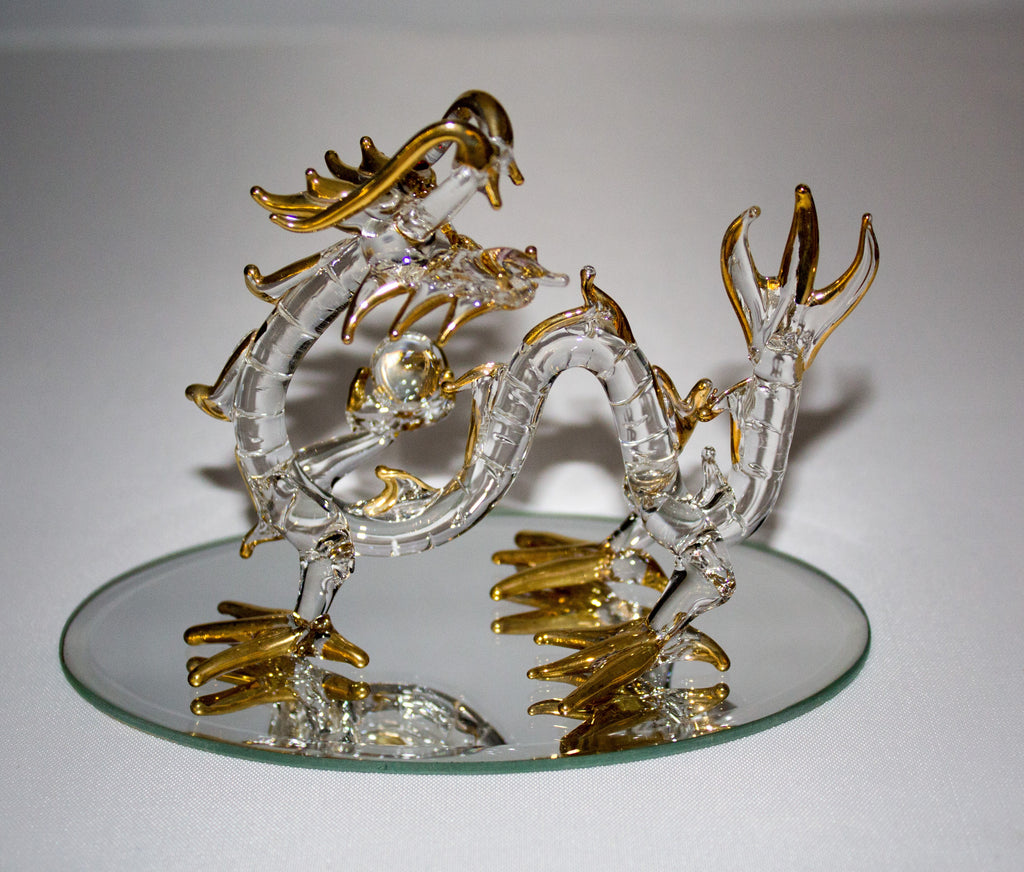 Gold Tipped Dragon