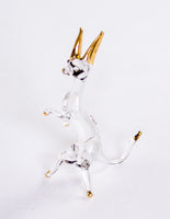 Clear and Gold Kangaroos