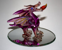 Small Purple Dragon