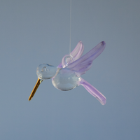 Pastel Hummingbirds - 5 Colors