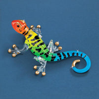 Rainbow Geckos - 2 Sizes