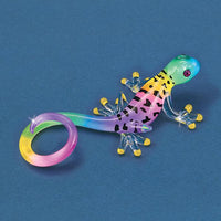 Pastel Geckos - 2 Sizes