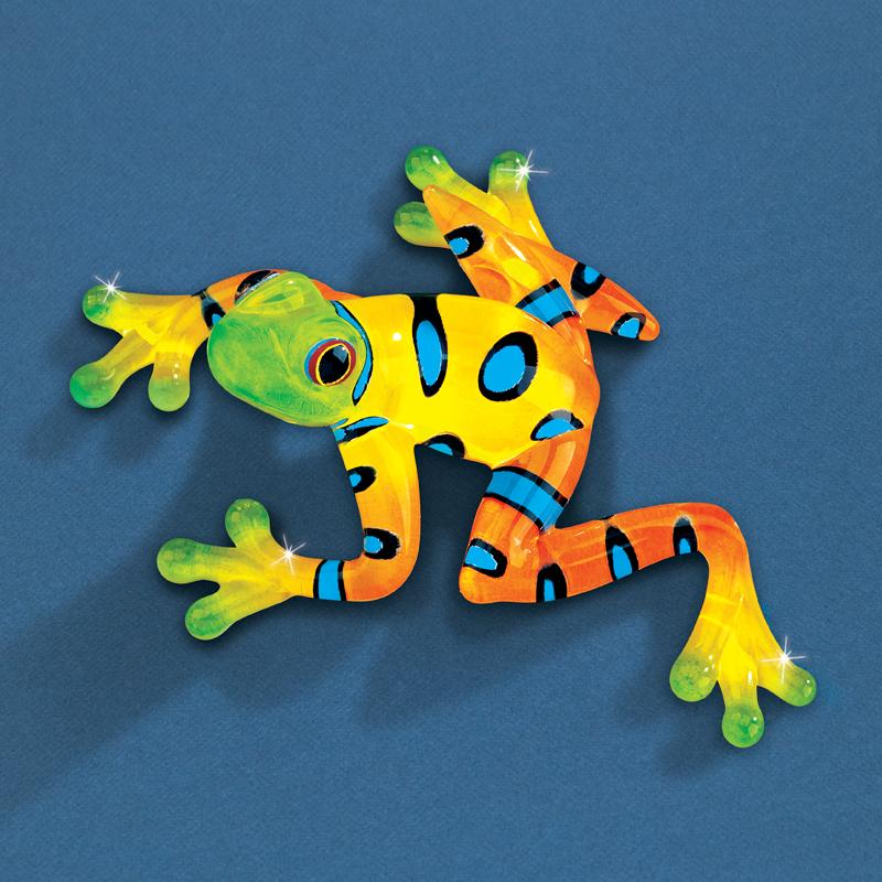 Rain Forest Frog - 2 Sizes