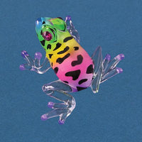 Purple Spotted Frog