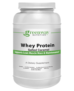Whey Protein Salted Caramel 2lbs.