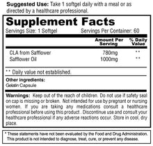 CLA 1000mg 60 Softgels
