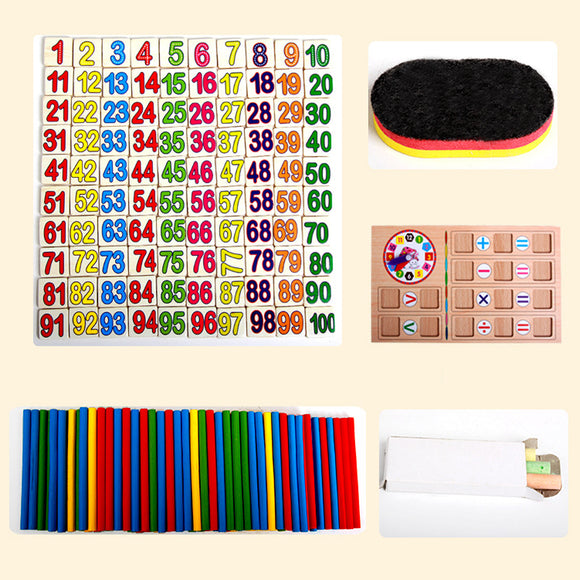 Fun Math Kit-Blocks-Montessori toyz-Montessori toyz