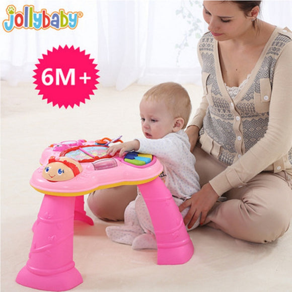 Baby Music Table-Music-sozzy-Montessori toyz