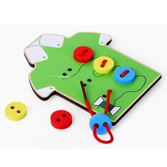 Button my Shirt!-Blocks-Montessori toyz-Montessori toyz