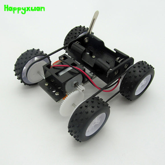 4 Wheel Electric Kit-Electric-Happyxuan-Montessori toyz