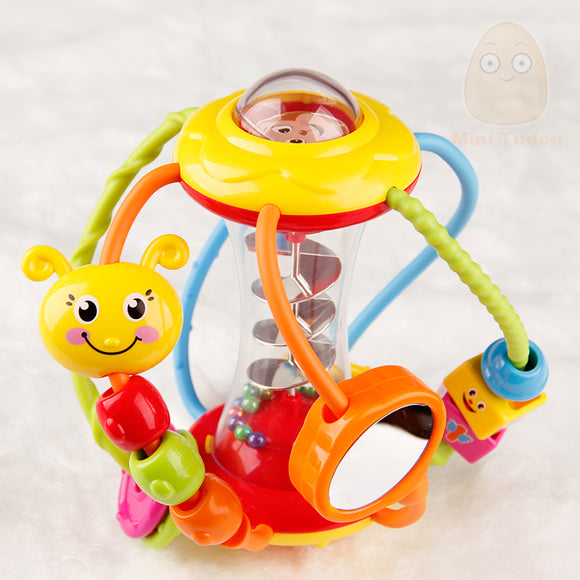 Sportive Play Ball-Music-Mini Tudou-Montessori toyz