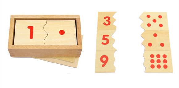 Number fun-Blocks-Candywood-Montessori toyz
