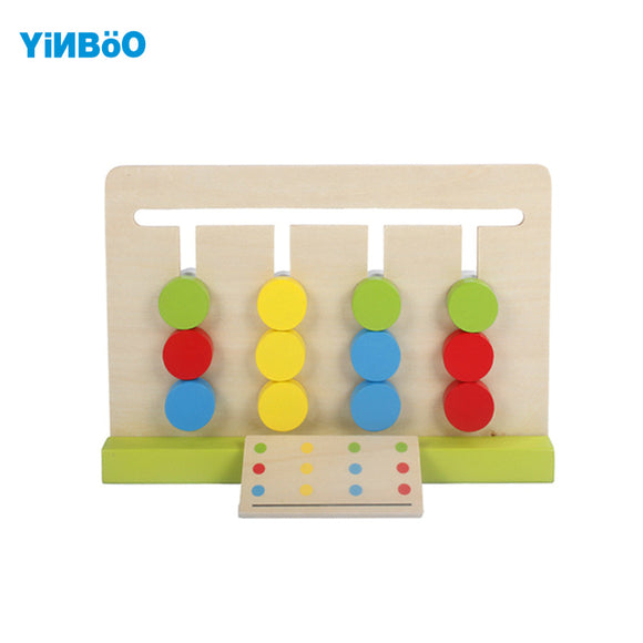Color Counting-Blocks-Montessori toyz-Montessori toyz