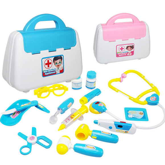 The Doctor Supplies-pretend play-infant shining-Montessori toyz