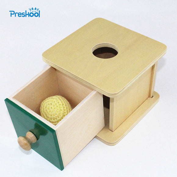 Baby Wood Imbucare Box