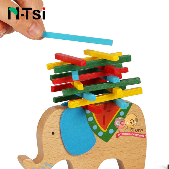 Elephant Stacker-Blocks-N-Tsi-Montessori toyz