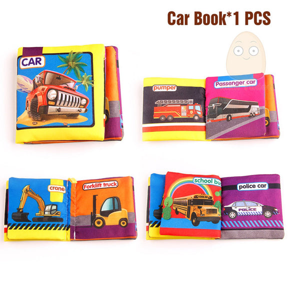Books4Kids-Shapes-Mini Tudou-Car-Montessori toyz