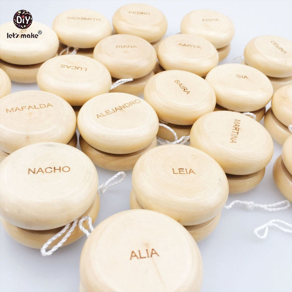 Name-Ur-Yoyo-Anti Stress-let's make-Montessori toyz
