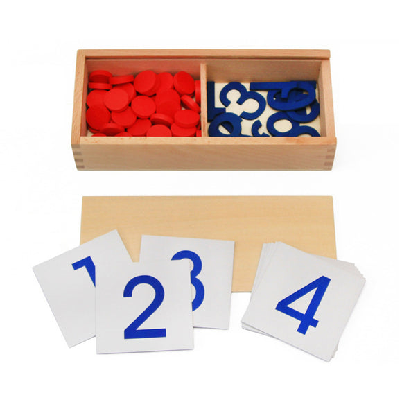 Math Genie-Brain Game-JOCESTYLE-Montessori toyz